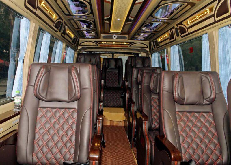 epic limousine ha giang