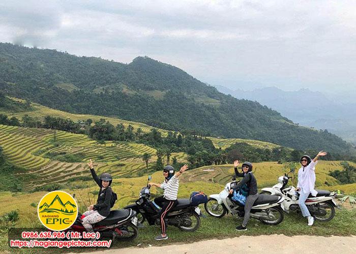 Tour Hà Giang Bao Gồm Những Dịch Vụ Sau