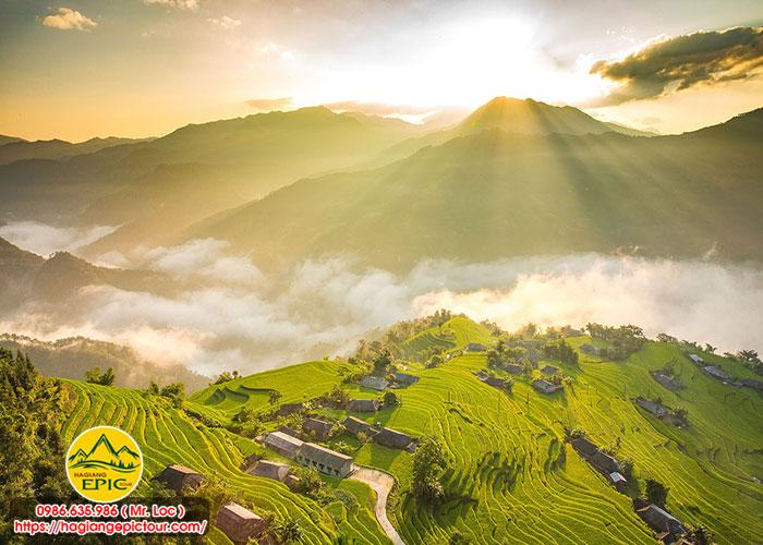 Tour Hà Giang Hoàng Su Phì