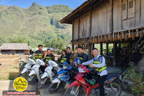 Tour Xe Máy Hà Giang 5 Ngày 4 Đêm Làng Lũng Tâm