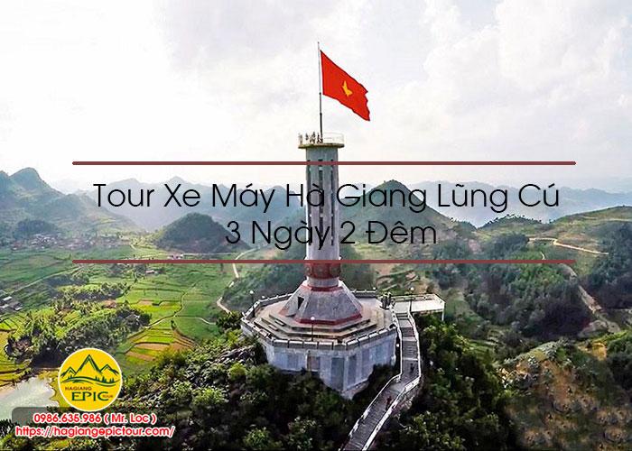 Tour Xe Máy Hà Giang Lũng Cú