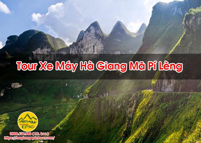 Tour Xe Máy Hà Giang Mã Pí Lèng