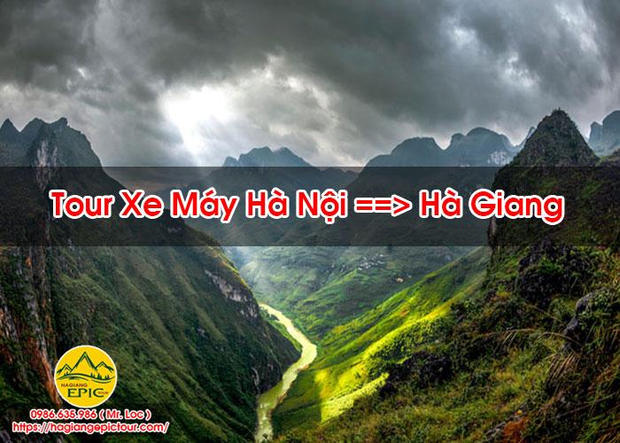 Tour Xe Máy Hà Giang Từ Hà Nội