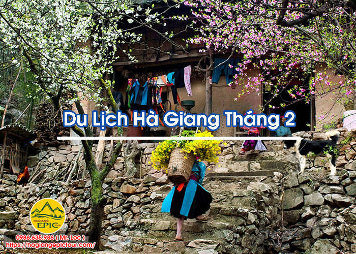 Du Lịch Hà Giang Tháng 2