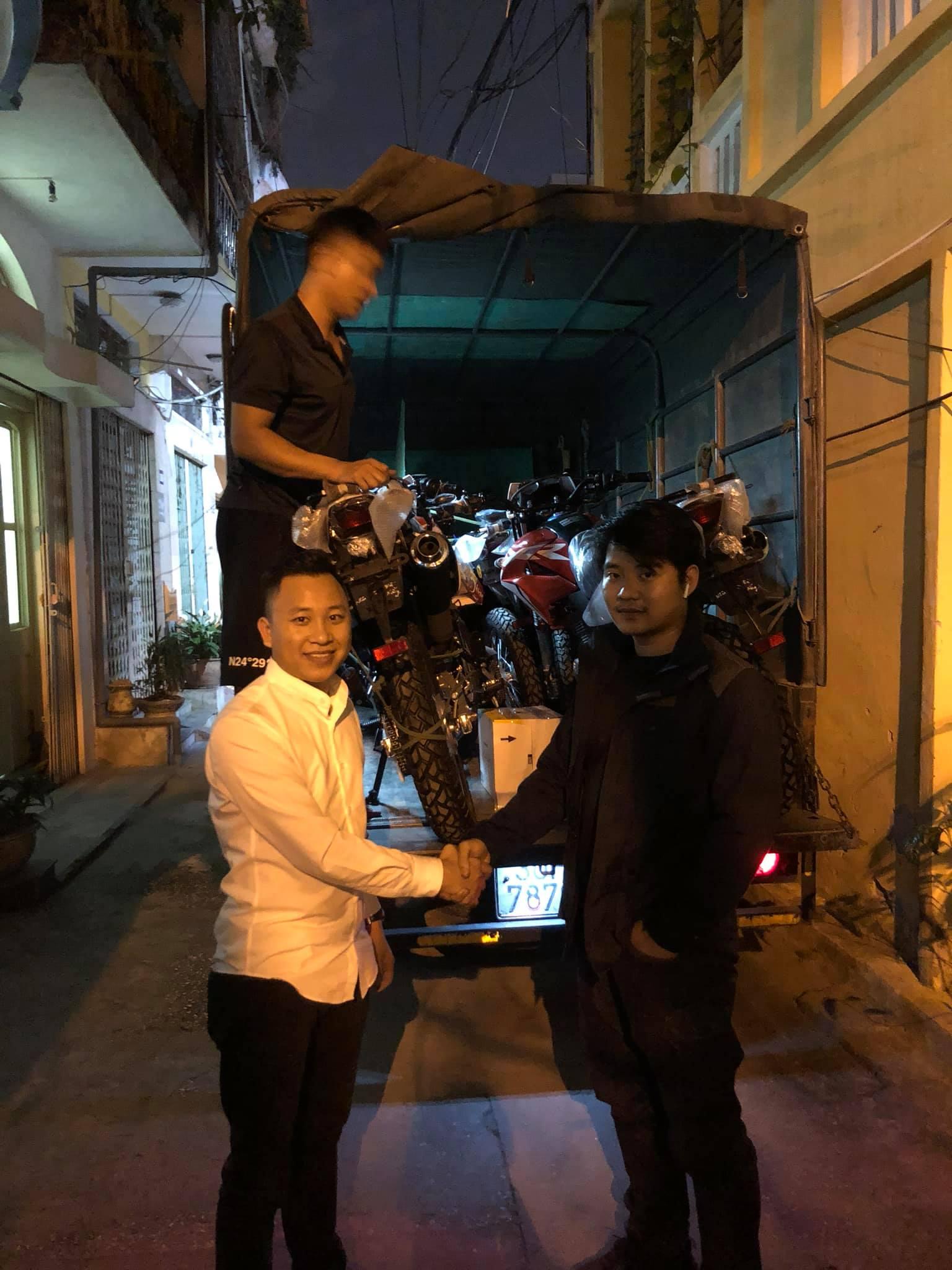 Gui Xe May Len Ha Giang